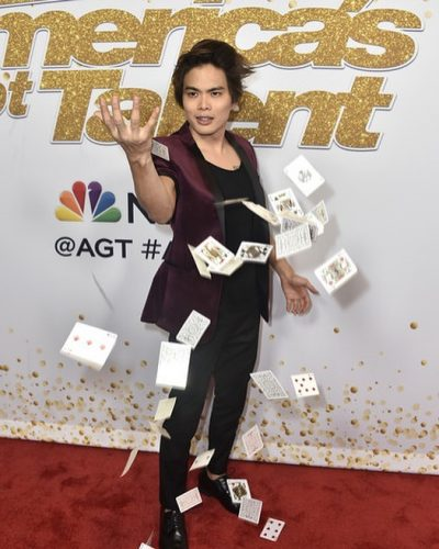 Shin Lim in America's got talent