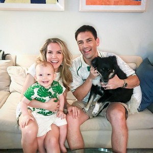 Anna Kaiser and her family