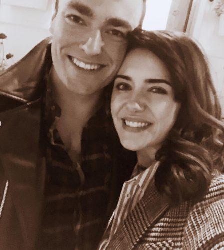 Melanie Murphy and her boyfriend, Thomas