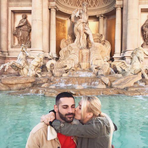 Nika and her boyfriend, Camillo