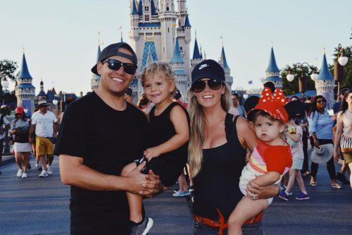 Tydus Talbott's cute little family