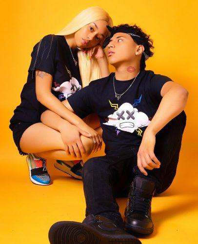 Runik and his girlfriend, Hali
