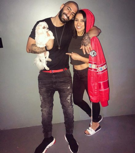 Simmi Singh and Yousef