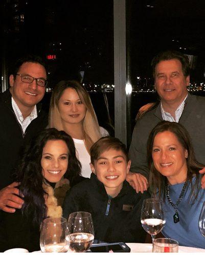 Jojo Gomez's family