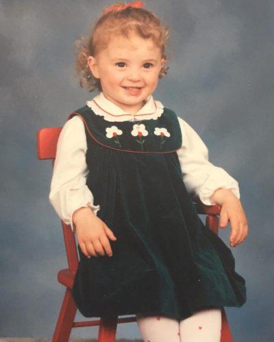 Baby Karen Waldrup
