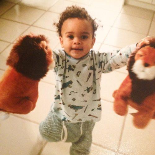 Baby Roary Raynor
