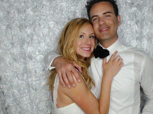 Danielle Breezy with his husband Joe