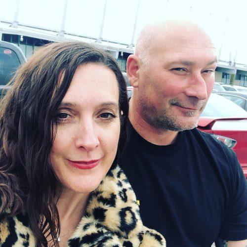 Ian Roussel's wife