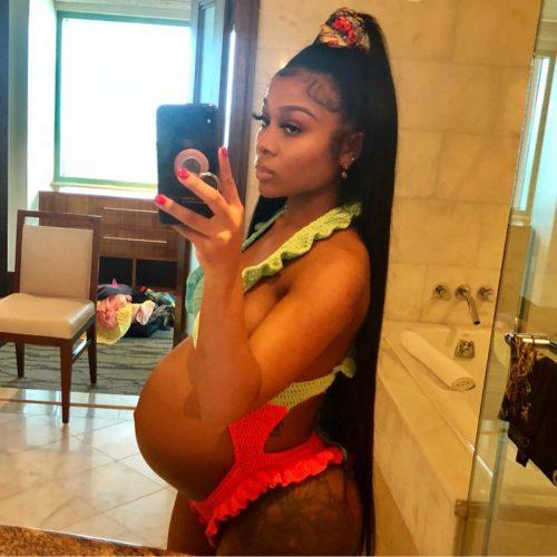 Jayda's pregnancy update