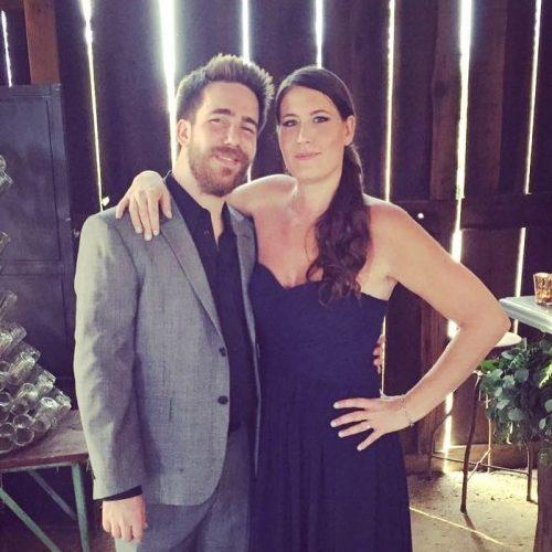 Jon Sandom's wife