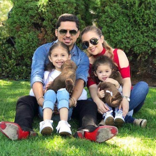 Kenia Ontiveros's family