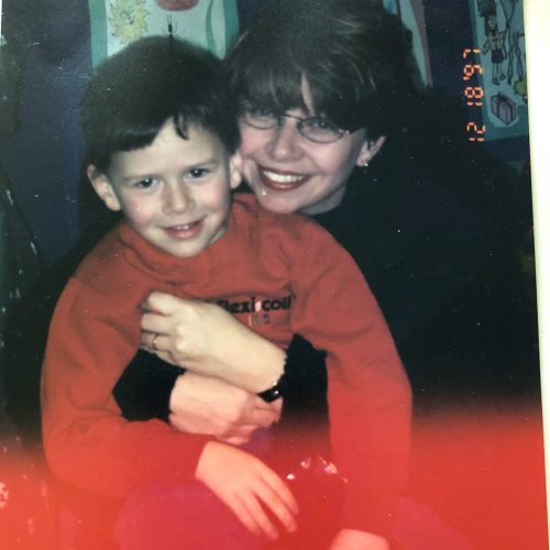 Sean and his mother