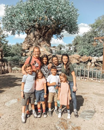 Shae's family
