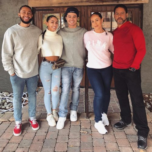Alycia Tyre's family
