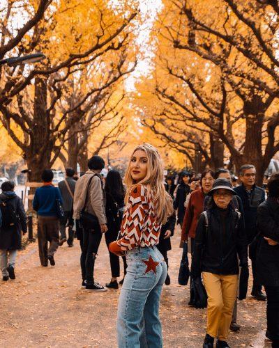 Alyssa Bossio's traveling picture