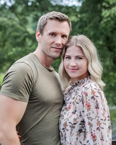 Milabu and Andrey, her husband