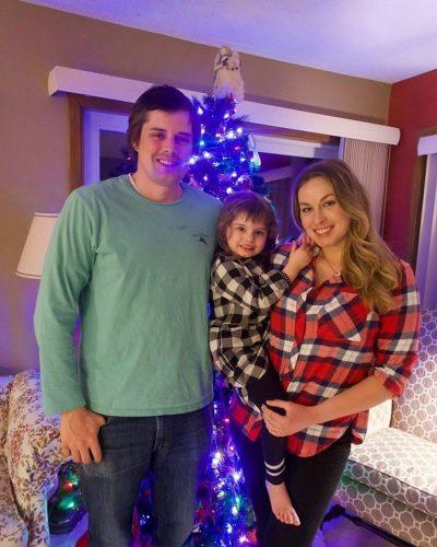 Nikki Baker with her family