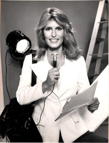 Regina Meredith during her NBC days