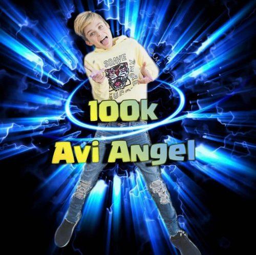 Avi Angel on passing 100k followers on Instagram