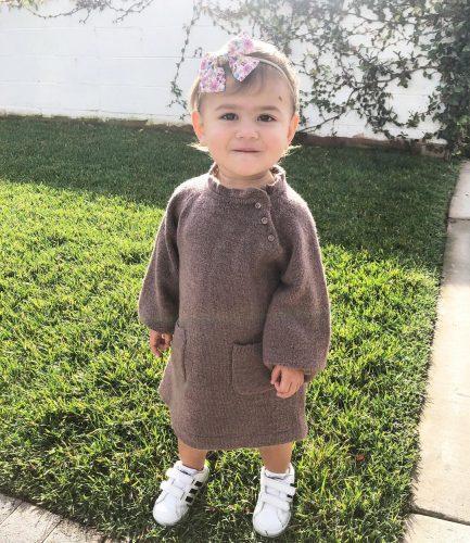 Brandi Milloy's daughter