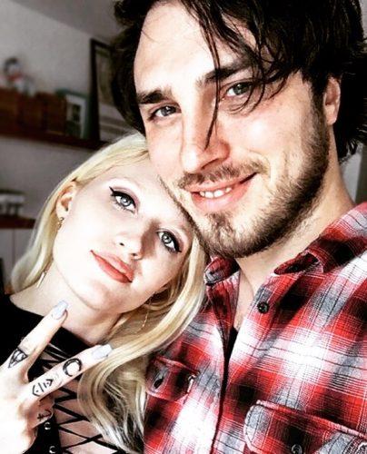 Hannah Nobles's fiance