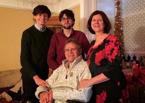 Jack Massey's family