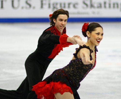 Rosetta figure skating