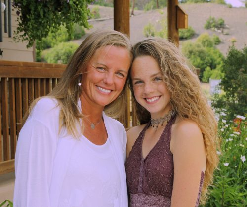 Gracie K.'s mom