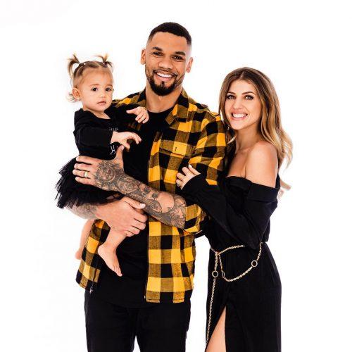 Sarah Harrison's family