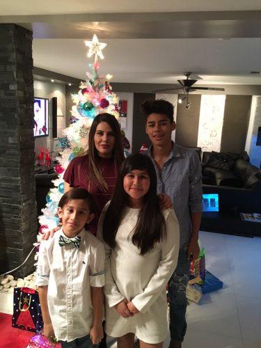 Andrew Devila family