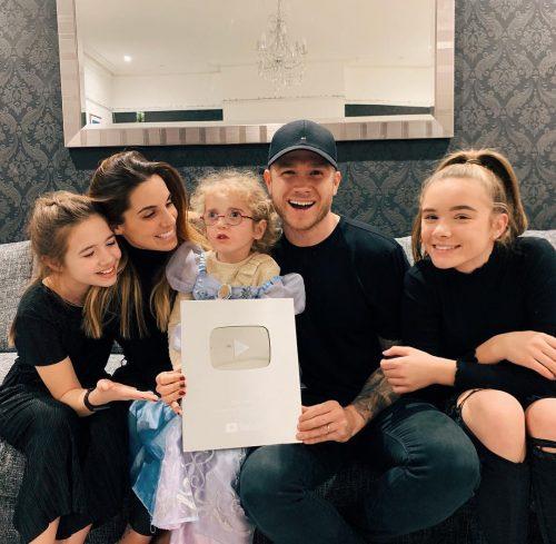 Kaci Jay's family