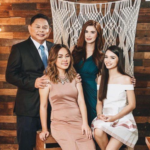 Angelina Cruz's family
