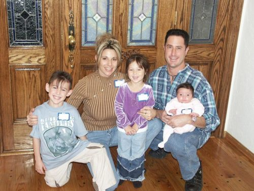 Kaycee Rice's family