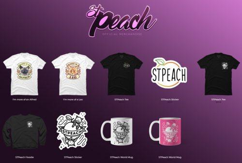STPeach's Merchandise