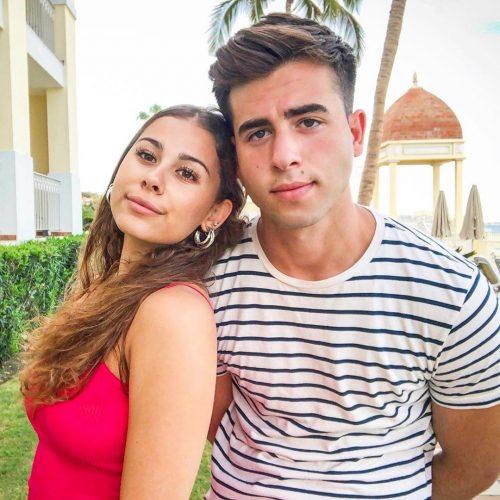 Adi Fishman's girlfriend, Emily Alexander