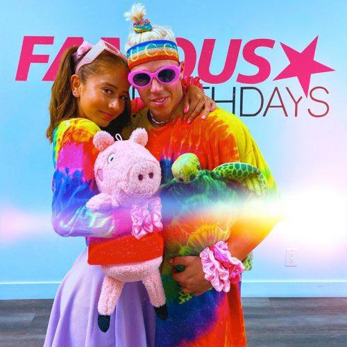 Jostasy's boyfriend Candy Ken