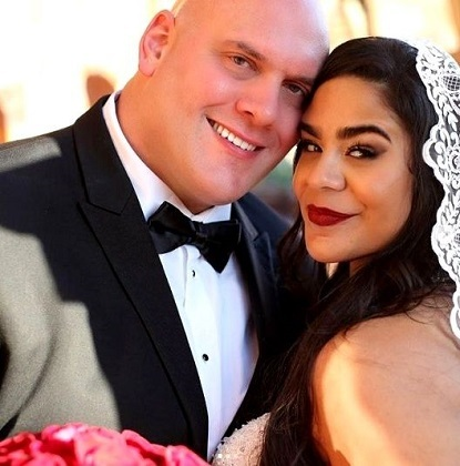 Jessica Marie Garcia's husband, Adam Celorier