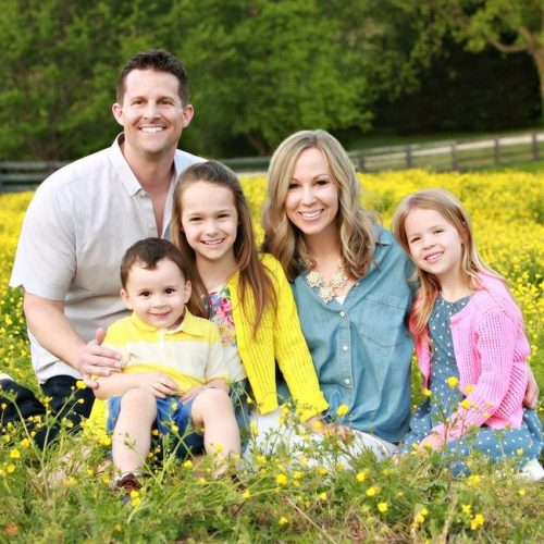 Addy Maxwell's family
