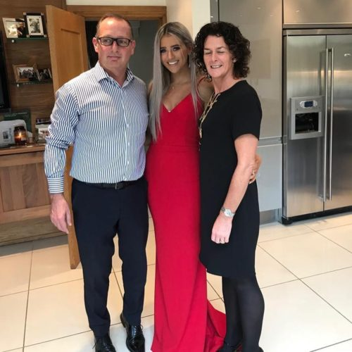Olivia Neill's Parents