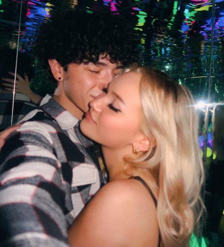 Alyssa Mckay with her boyfriend
