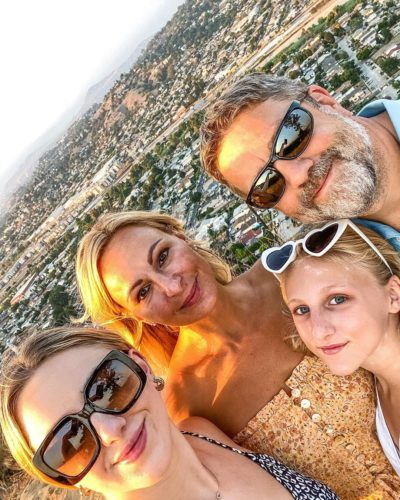 Christi Lukasiak with her family
