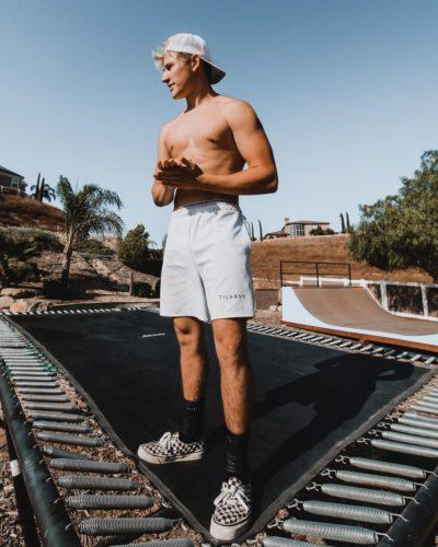 Drew Dirksen in a good shape