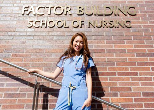 Miki Rai nurse