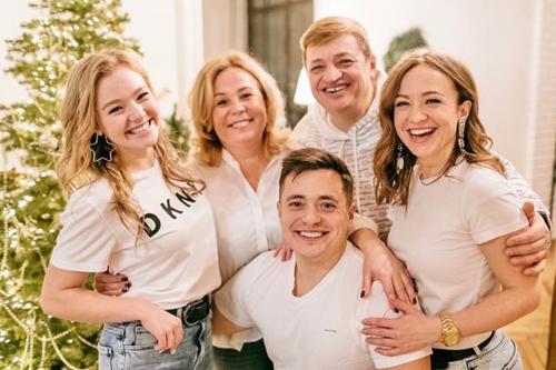 Sofya Plotnikova family