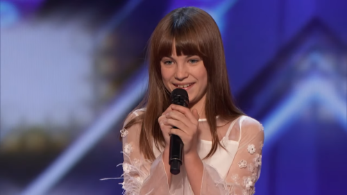 Charlotte Summers at AGT