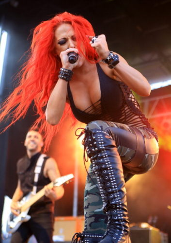 2014 Rocklahoma Music Festival - Day 3