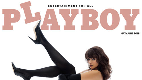 Nina Marie Daniele for playboy magazine