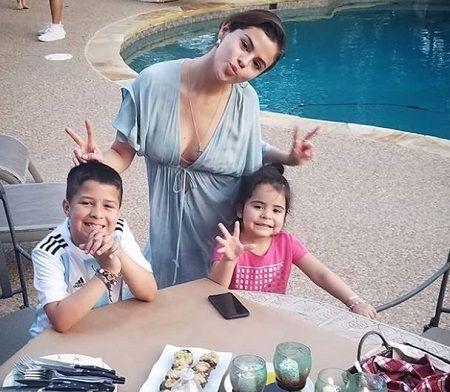 Ricardo Joel Gomez's kids