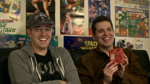 Mike Matei collaboration with James Rolfe