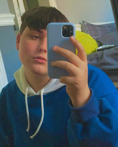 Connor Hesse selfie